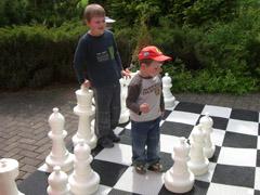 Schach - ein Kinderspiel?