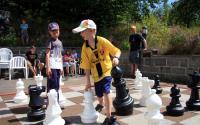 Schach Trainingscamp in Großdrebnitz 2014