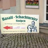 2. Stolpener Basalt-Schachturnier 2015